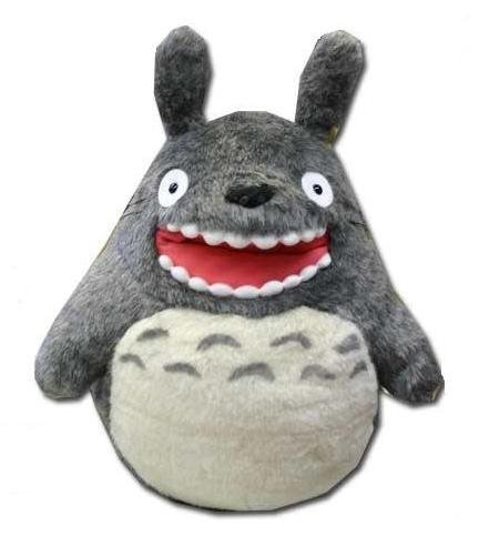 Plush Doll - H32cm - Howl (L) - Totoro - Ghibli - Sun Arrow (new)