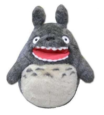 Plush Doll (M) - H25cm - Howl - Totoro - Ghibli - Sun Arrow (new)