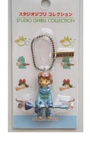 SOLD - Chain Strap Holder - Studio Ghibli Collection - Nausicaa - out of production (new)