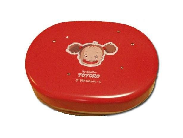 Lunch Bento Box - Aluminum - Mei - Totoro - 2007 - out of production (new)