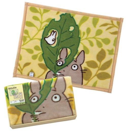 Ghibli - Totoro & Sho Totoro - Blanket (S) 70x100cm - Acylic - 2006 (new)