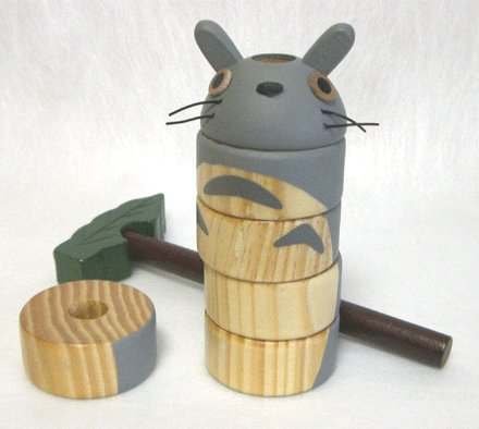 Ghibli - Totoro - Traditional Toy - out of production - SOLD OUT (new)