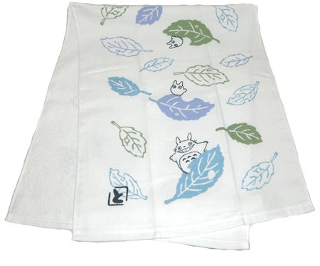 Face Towel -34x88cm- oikaze - Totoro - Ghibli - 2007 (new)
