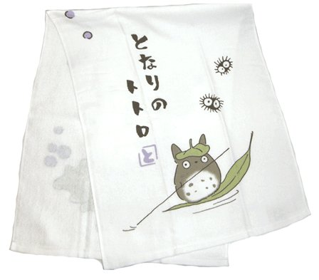 Face Towel - 34x88cm - minamo - Totoro - Ghibli - 2007 - out of production (new)