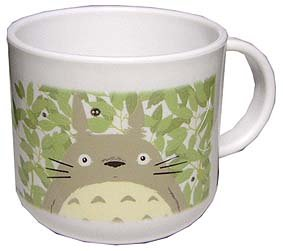 Cup - Polypropylene - made in Japan - Totoro - 2007 - out of production (new)