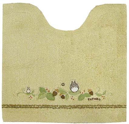 Ghibli - Totoro - Toilet Mat - beige - 2007 (new)