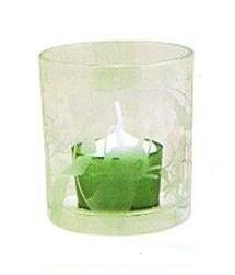 Tealight & Candle Holder - Jiji & Lily & Ribbon - Kiki's Delivery Service - Ghibli - 2007 (new)