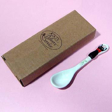 Spoon - Ceramics - Jiji - Kiki's Delivery Service - Ghibli - 2007 (new)