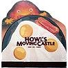 Ghibli - Howl's Moving Castle - Notepad - Calcifer -3 types-outofproduction-RARE-SOLD(new)
