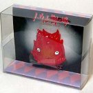 1 left - 40% OFF - Magnet #1 - Calcifer - Howl's Moving Castle - Ghibli - out of production (new)