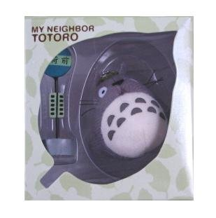 2 left - Chain Strap Holder - Mascot - Totoro & Bus Stop Sign - Ghibli - out of production (new)