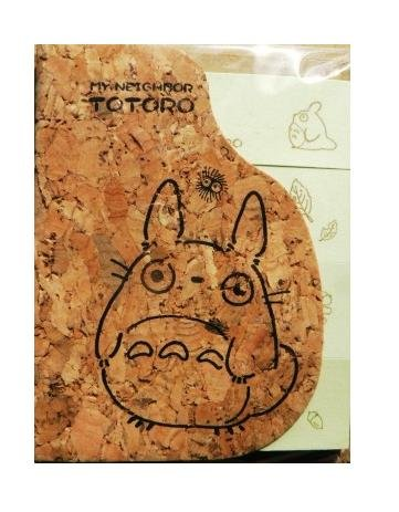 Ghibli - Totoro & Sho & Kurosuke - Slip Note - Cork Cover -out of production-RARE-SOLD OUT(new)