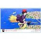 Desk Mat - 86x52cm - Kiki & Jiji - Kiki's Delivery Service - Ghibli - 2008 (new)