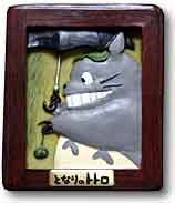 SOLD - Magnet - Totoro - Ghibli - out of production (new)