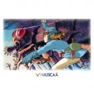 1000 pieces Jigsaw Puzzle - Made in Japan - yoake mae - Nausicaa Ghibli Ensky no production