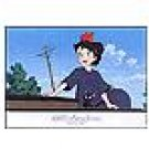108 pieces Jigsaw Puzzle -kasha train Kiki Jiji - Kiki's Delivery Service Ghibli no production (new)