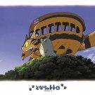 500 pieces Jigsaw Puzzle - mei wo sagashi ni - Totoro & Nekobus & Satsuki - Ghibli - Ensky  (new)