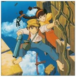 CD - Soundtrack - Laputa / Castle in the Sky - Ghibli - 2004 (new)