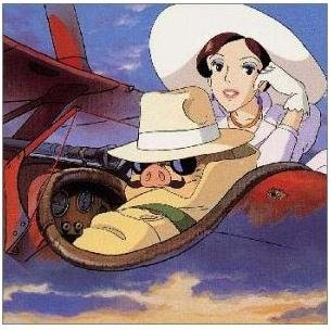 CD - Soundtrack - Porco Rosso - Ghibli - 1997 (new)