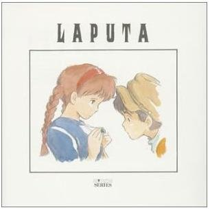 High-Tech Series - CD - Laputa / Castle in the Sky - Ghibli - 2004 (new)