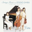 CD - String Music on Studio Ghibli - Kimi wo Nosete (new)