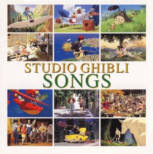 CD - Studio Ghibli Songs - 1998 (new)