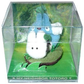 Ghibli - Chu & Sho Totoro - Mascot - Pin Brooch- out of production - VERY RARE - SOLD OUT (new)