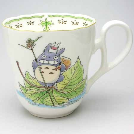 Cup - Bone China - Noritake #4 - Totoro - Ghibli (new)