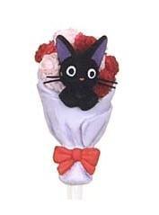 Ghibli - Kiki's Delivery Service - Pick - Carnation - bouquet - 2008 (new)
