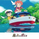 300 pieces Jigsaw Puzzle - ponponsen ga iku - Ponyo Sousuke - Ghibli Ensky 2008 no production (new)