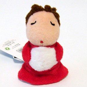 4 left - Sleeping - Mascot - Plush Doll - Ponyo - Ghibli - Sun Arrow - out of production (new)