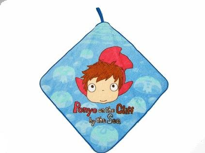 Loop Mini Towel - Ponyo - Ghibli - 2009 (new)