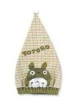 Ghibli - Totoro - Cap Towel - green - out of production - RARE - 1 left (new)