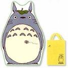 Outdoor Leisure Sheet 79x117cm & Tote Bag 25x35cm - Totoro & Kurosuke - Ghibli (new)