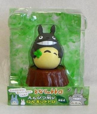 SOLD - Pencil Sharpner - Totoro & Sho Totoro - Ghibli - 2009 - out of production (new)
