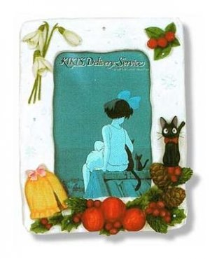 Photo Frame Stand - winter - Jiji - Kiki's Delivery Service - 2009 - no production (new)