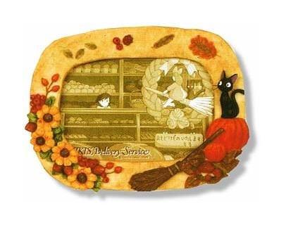Photo Frame Stand - autumn - Jiji - Kiki's Delivery Service - 2009 - no production (new)