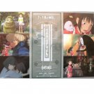 5 left - 6 Postcards Set - Spirited Away - Ghibli - out of production