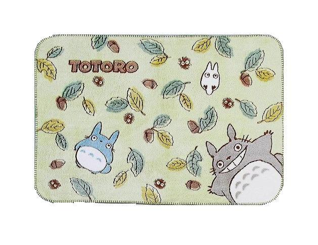 Blanket (S) - 70x100cm - Polyester & Microfiber - Totoro & Chu & Sho - Ghibli - 2009 (new)