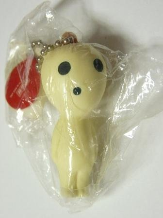 1 left - Chain - Soft Kodama #6 - came with VHS in 1998 - Mononoke - Ghibli -no production(new)
