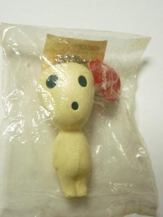 SOLD - Chain - Soft Kodama #7 - came with VHS in 1998 - Mononoke - Ghibli -outproduction(new)