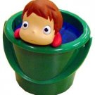 1 left - Pencil Sharpner - Ponyo in Bucket - Ghibli - out of production (new)