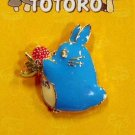Pin Badge - Relief - Chu Totoro - 2009 (new)