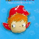 Pin Badge - Relief - Ponyo - 2009 (new)