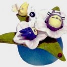 1 left - Ornament Figure - Calystegia Hederacea - Totoro & Chu & Sho Totoro - no production (new)