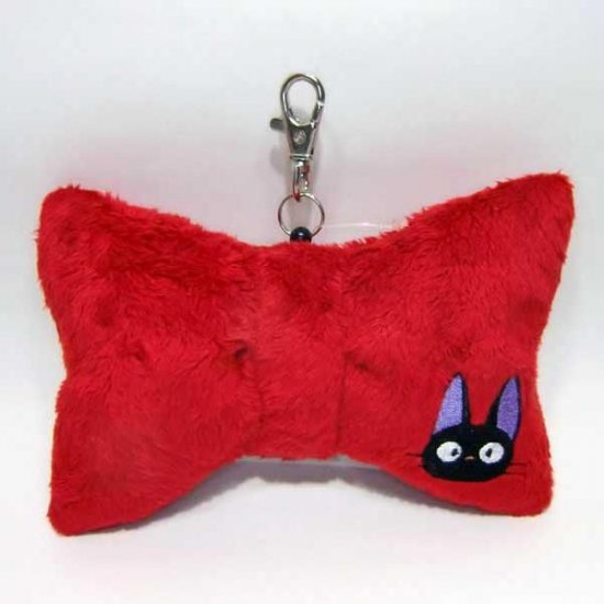 Soft Pass Case - Hook & Reel - string extends - Jiji - Kiki's Delivery Service - Ghibli - 2010 (new)