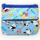 Pocket Tissue Case - Quilt - Panda Kopanda / Panda Go Panda - Ghibli - 2010 (new)
