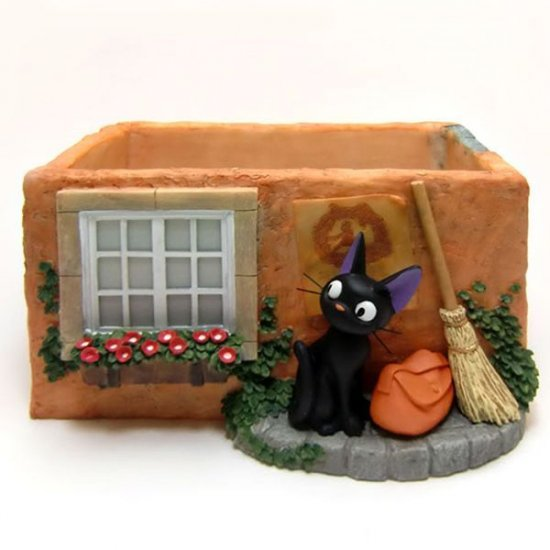 Planter Pot - Jiji & House - Kiki's Delivery Service - Ghibli - 2010 (new)