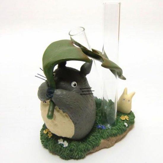 2 Small Vase - Totoro & Sho Totoro - Ghibli - 2010 (new)