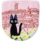 Toilet Lid Cover - Washlets - Jiji - pink - Kiki's Delivery Service - Ghibli - 2010 (new)